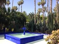Fontana blu