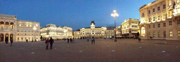 Trieste_Piazza Unità d'Italia
