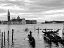 San Giorgio Maggiore vista da Piazza San Marco