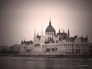 Budapest, il Parlamento