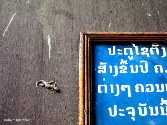 In Vientiane, Laos