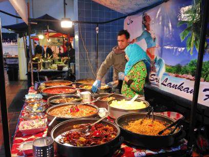 Brick Lane Food Market
