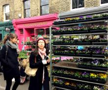 Flower Market, Columbia Road