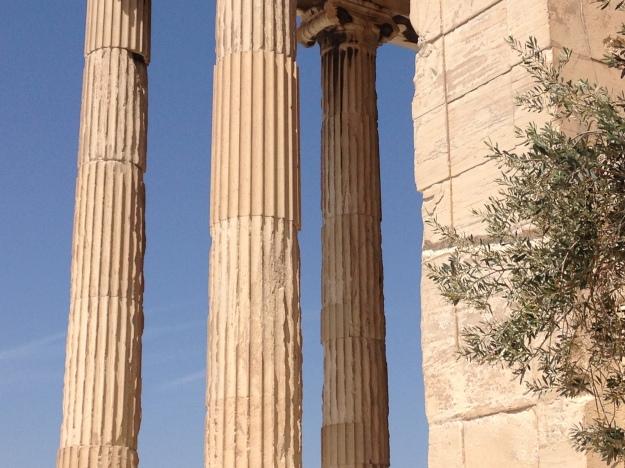 atene, l'acropoli