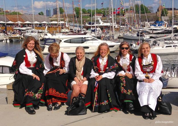Le ragazze di Oslo