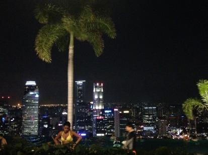 Skypark, Marina Bay Sands