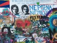 Muro di John Lennon