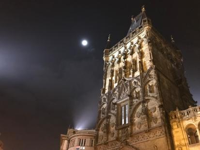 Praga notturna